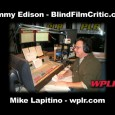 """April 18, 2011 – Blind Film Critic Tommy Edison is also a radio traffic reporter during the afternoon drive on 99.1 WPLR in Connecticut. Radio Personality Mike Lapitino takes a moment to talk about Tommy's """"Scream 4″ movie review. Then you hear a little bit of what Tommy does on […]"""