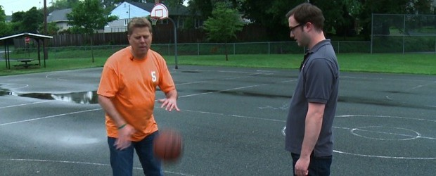 Tommy, who has been blind since birth, learns how to play basketball. George Wasgatt, from BleacherReport You Tube channel, attempts to show Tommy how to dribble the basketball. Watch Tommy talk about the NBA Finals on BleacherReport channel this week! Subscribe to BleacherReport http://www.youtube.com/subscription_center?add_user=bleacherreport BleacherReport Channel http://www.youtube.com/bleacherreport Follow George Wasgatt […]