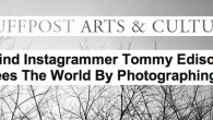 Blind Instagrammer Tommy Edison Sees The World By Photographing It (PHOTOS) The Huffington Post | By Mallika Rao | Posted: 01/08/2013 1:29 pm EST Of the dozens of images posted to Instagram by an amateur photographer named Tommy Edison, the one whose reception surprised him the most went up this […]