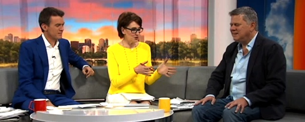 ABC News Breakfast sat down with Tommy while he was visiting Australia to appear at The Other Film Festival. Click below or visit their website to watch the interview.