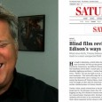 The Saturday Paper's Maxine Beneba Clarke interviewed Tommy while he was in Australia for The Other Film Festival in December 2014. Blind film reviewer Tommy Edison's ways of seeing Blind since birth, Tommy Edison has made his mark in a most unexpected field – film reviewing. His laugh is disarming, […]